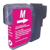Compatible Brother LC1100 XL Magenta Ink Cartridge