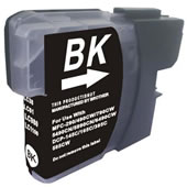 Compatible Brother LC1000bk Black Ink Cartridge