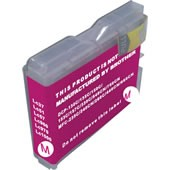 Compatible Brother LC1000 Magenta Ink Cartridge