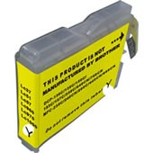 Compatible Brother LC970 Yellow Ink Cartridge