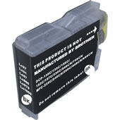 Compatible Brother LC970 Black Ink Cartridge