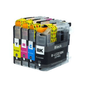Brother LC221 Mutipack Ink Cartridges
