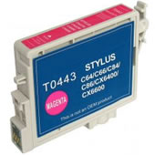 COMPATIBLE Epson T0443 Magenta ink Cartridge Chipped