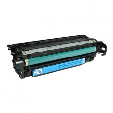 Compatible HP 504A (CE251A) Cyan