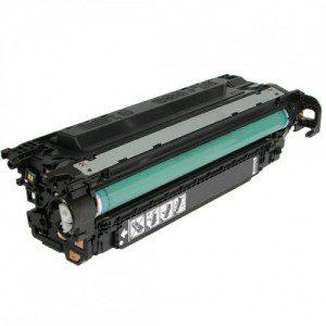 Compatible HP CE260X Black Toner