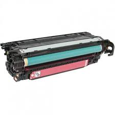 Compatible HP CE263A Magenta Toner