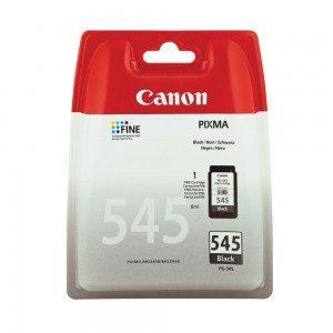 Canon 545 Black_ink_cartridge_dublin_officeplus