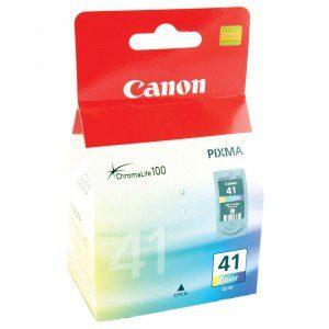 Canon pg41_Colour_ink_cartridge