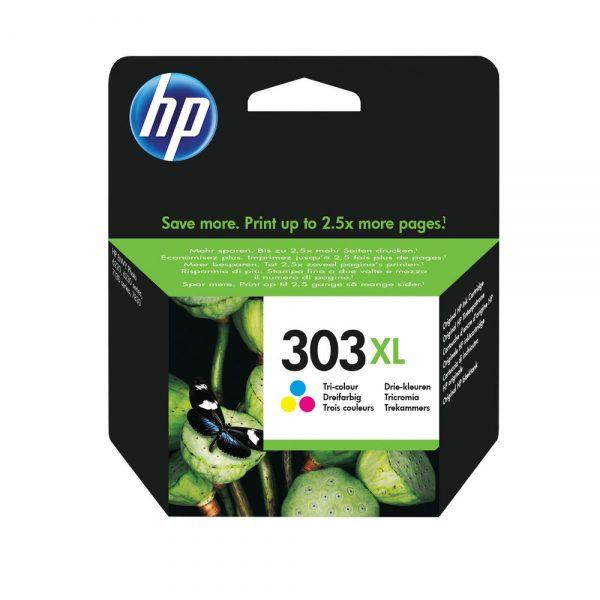 HP 303XL COLOUR_INK_CARTRIDGE_Swords_Dublin_Ireland