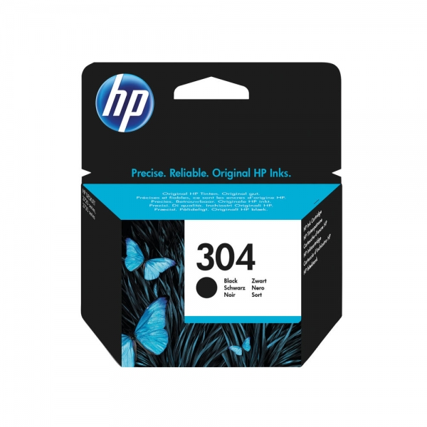 HP 304_bLACK_INK_CARTRIDGE_Swords_Dublin_Ireland_office-plus.ie