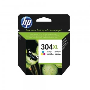 Hp 304xl_colour_ink_cartridge_Swords_Dublin_Ireland