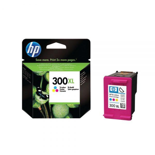 hp 300xl_colour_ink_cartridge_officeplus