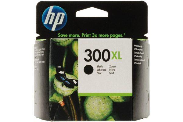 HP 300 xl Black-ink-Swords-Dublin-ireland