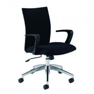 Black Office Chair-swords-Dublin-Ireland