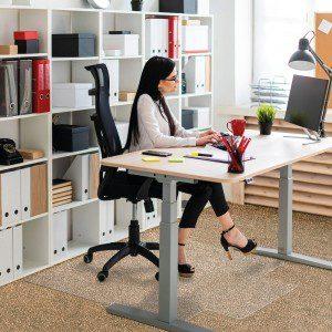 Cleartex Pvc Chair matt,Swirds,Dublin,Ireland