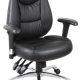 Teknik 6902 Portland Black Operator Chair-swords-Dublin-Ireland