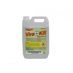 VIRA-KILL HAND SANITIZER 5LTR,Swords,Dublin,Ireland,Office Plus