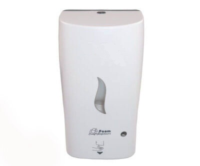 AUTOMATIC SOAP DISPENSER WITH FOAM PUMP