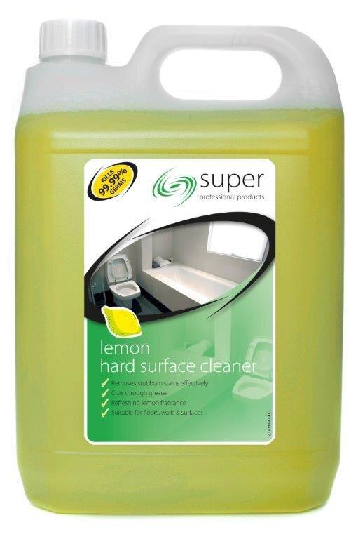 HARD SURFACE CLEANER LEMON 5LTR,Swords,Dublin,Ireland, OfficePlus